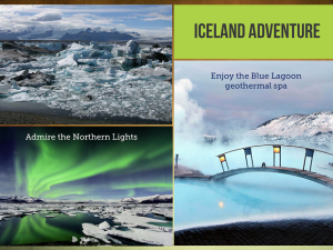 Travel Bucket List - Iceland Adventure (via tapsBook)